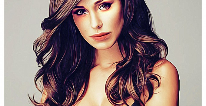 Belen-Rodriguez-digital portrait