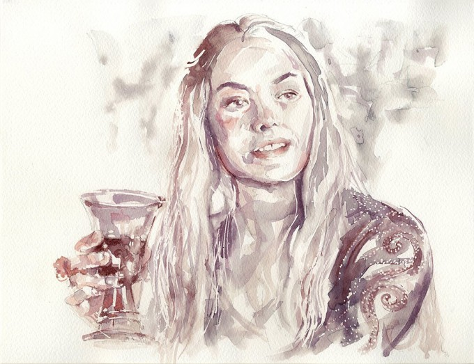 Cheers to Cersei