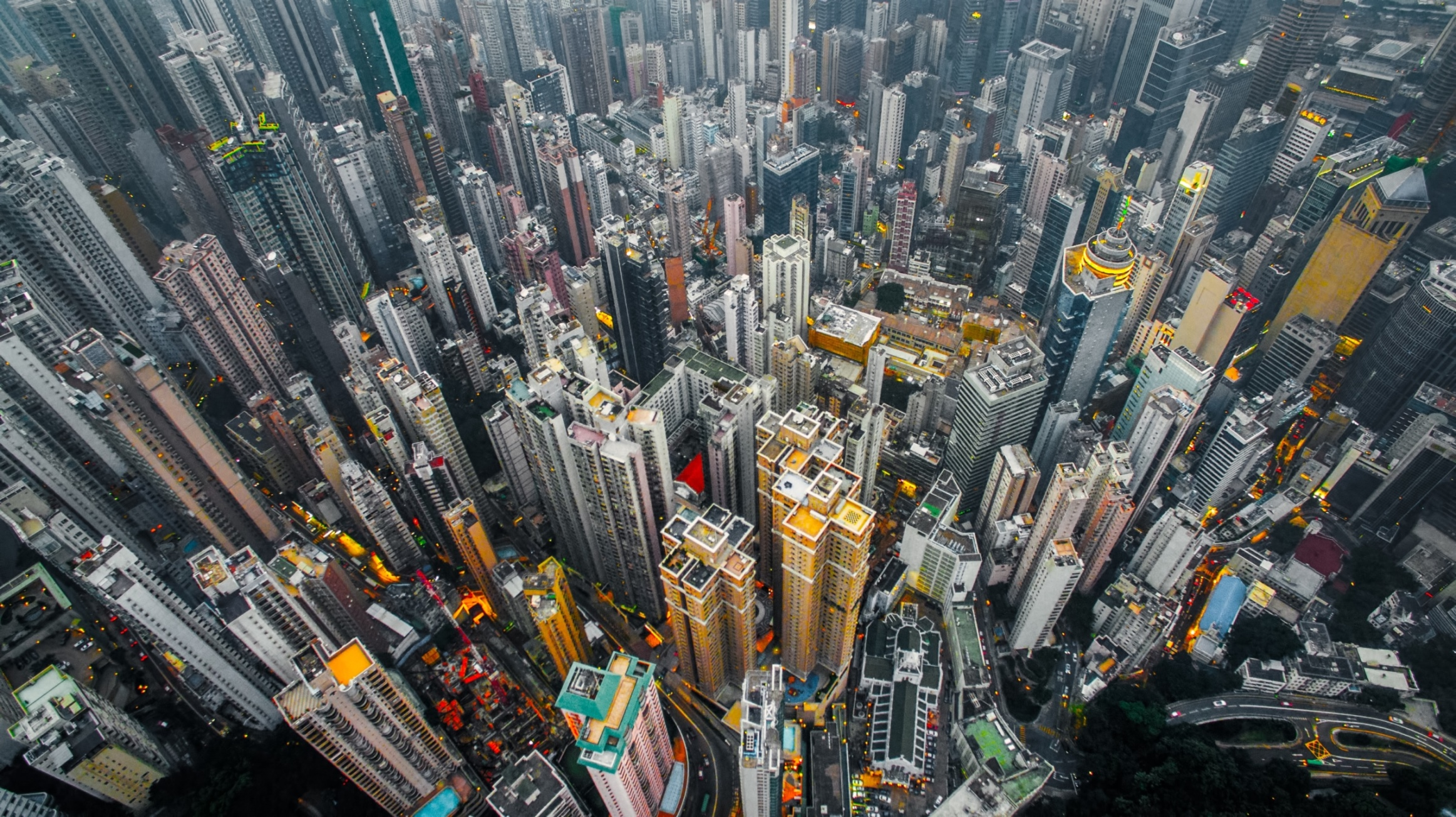 Urban Jungle #01 | Andy Yeung Photography