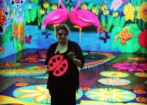 Debi Cable's 3D Blacklight Experience