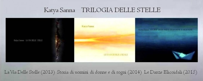 Katya Sanna - Trilogy Of Stars
