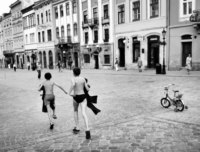 Lviv, Ukraine 2008. photo © Yurko Dyachyshyn