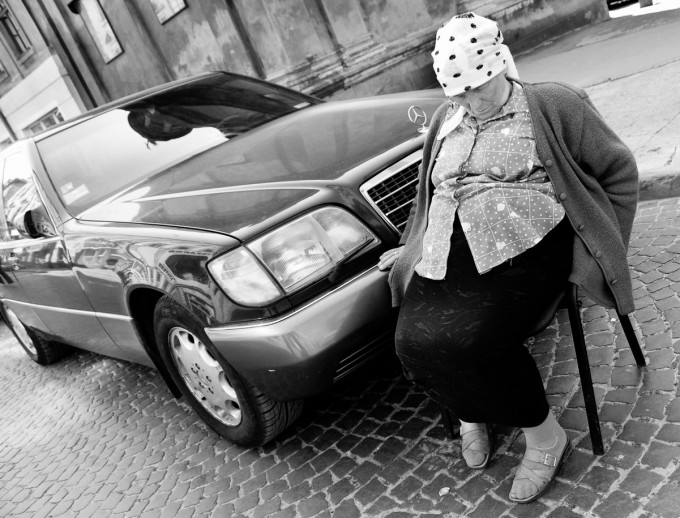 Lviv, Ukraine 2006 photo © Yurko Dyachyshyn
