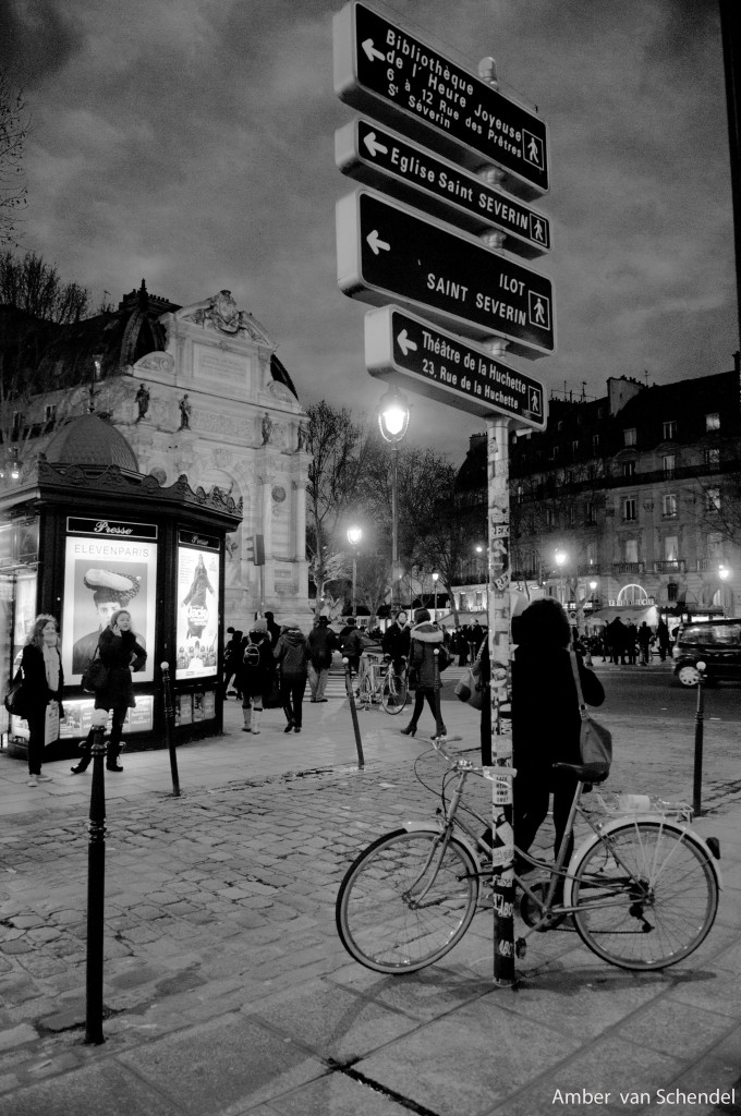 Paris by Amber
