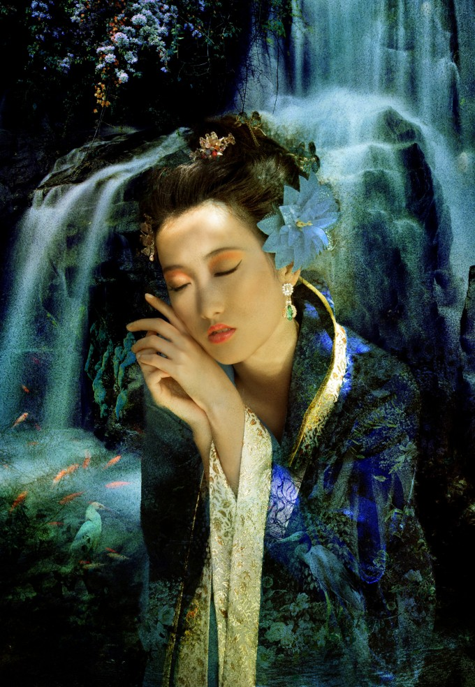 Xian: Myths of the Beauties, Xishi