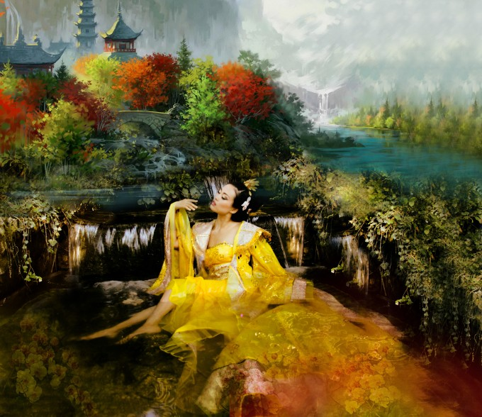 Xian: Myths of the Beauties: Diao Chan I