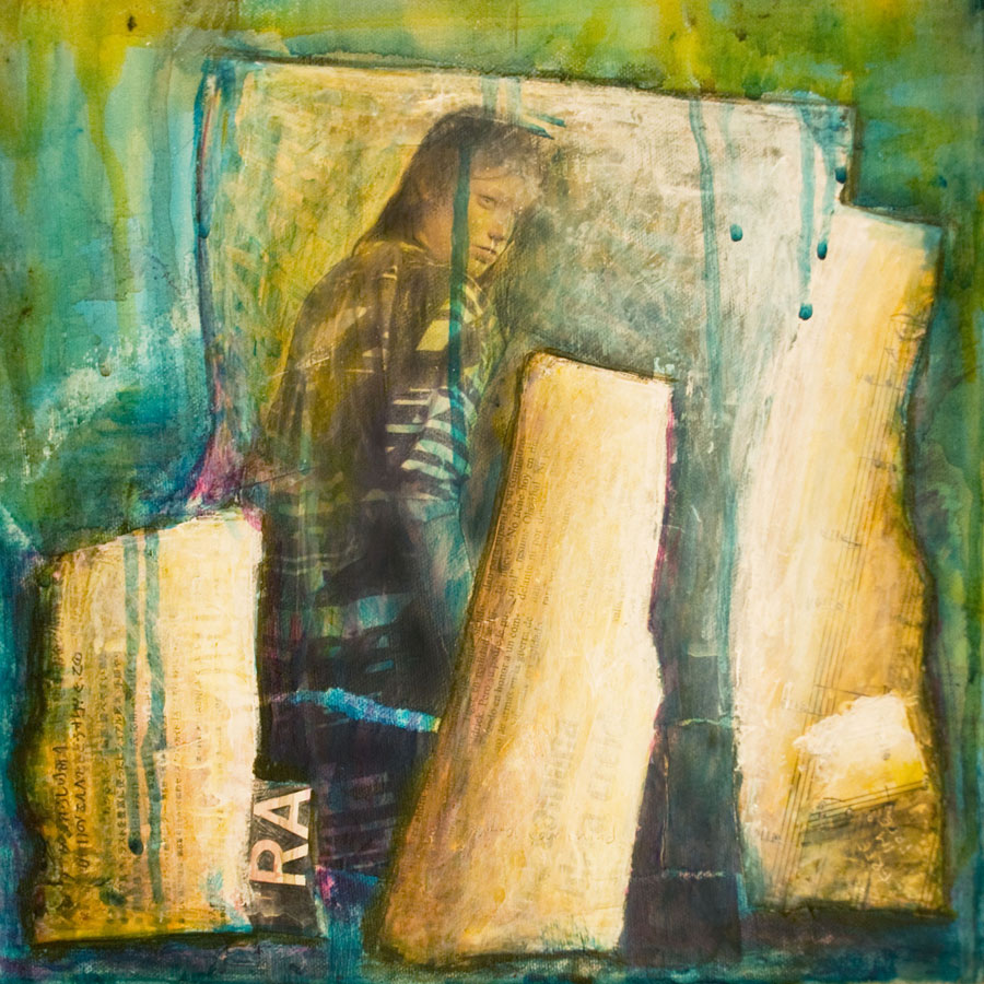 Fragments and clues - Art People Gallery