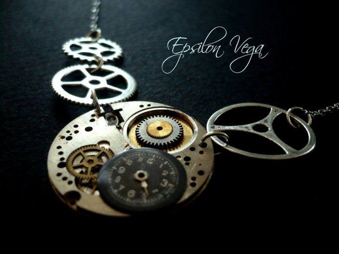 Necklace Epsilon Vega