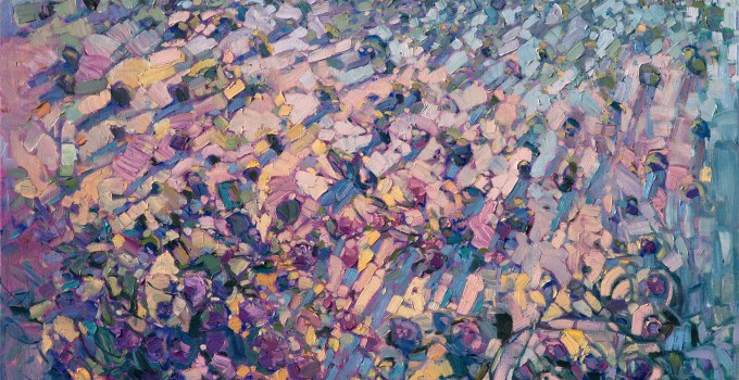 Wildflower Dawn by Erin Hanson