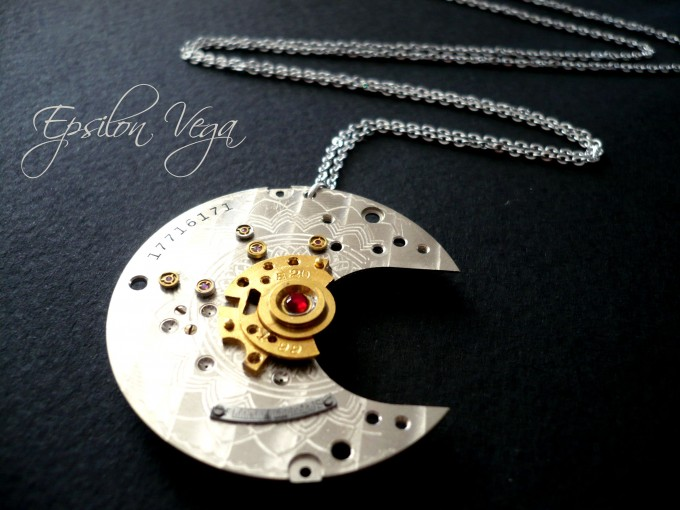 Necklace Epsilon Vega 12