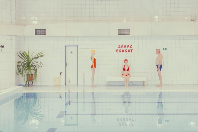 SV2A0470,SWIMMING POOL | Maria Svarbova #artpeople