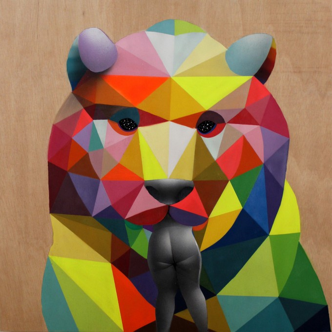 Grey Meat by OKUDA