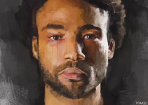 Paintings of musicians