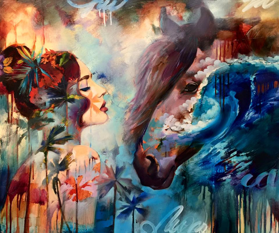 Dimitra Milan  | 16 Year Old Emerging Artist
