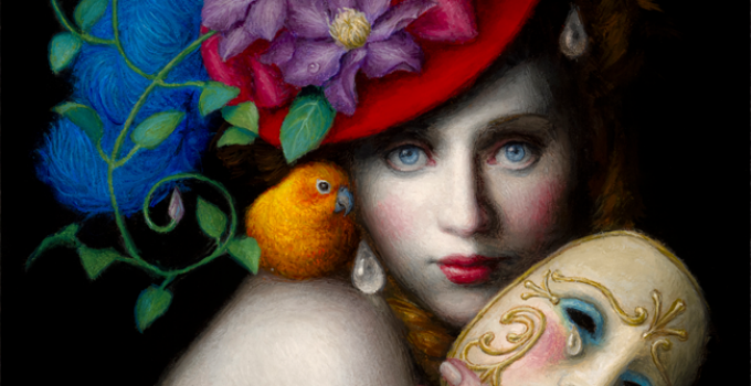 Surrealism Art Movement Painter, Chie Yoshii