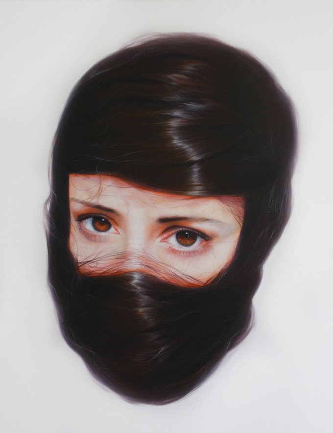 StorytellersV.Roos van der Vliet – Paintings of the anonymous
