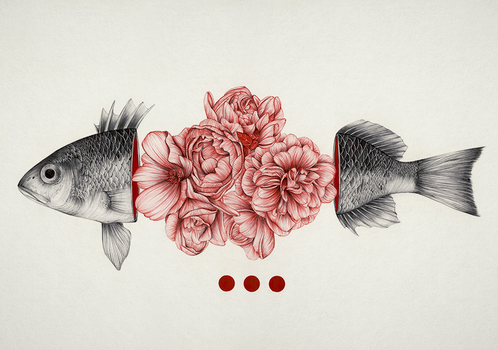 To bloom not bleed art people gallery for Best white fish