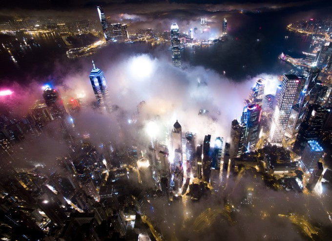 Urban Fog #01,Andy Yeung Photography