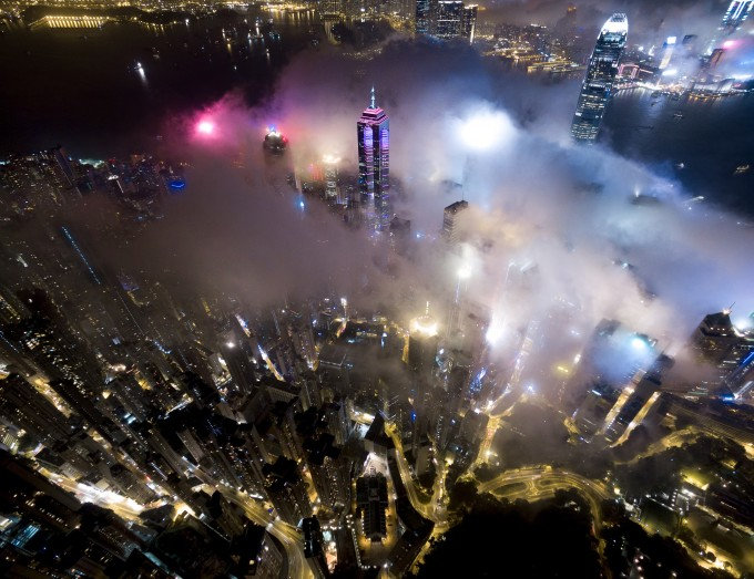 Urban Fog #02,Andy Yeung Photography