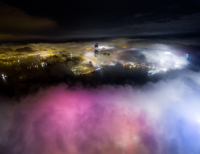 Urban Fog #04,Andy Yeung Photography