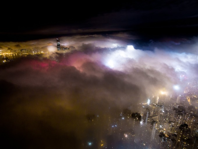 Urban Fog #05,Andy Yeung Photography