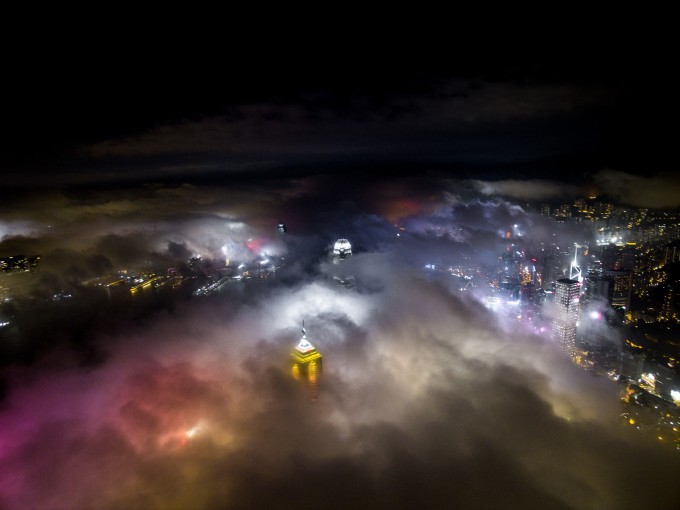 Urban Fog #06,Andy Yeung Photography