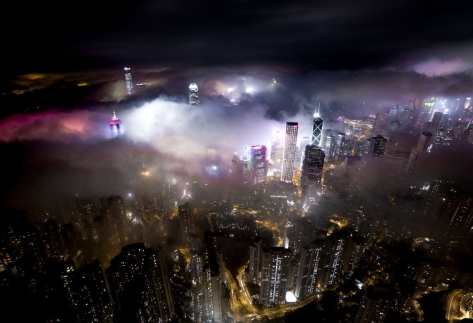 Urban Fog #07,Andy Yeung Photography