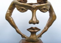 Michael Alfano -we two together-bronze