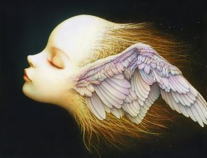 Naoto Hattori | I create my own vision #artpeople