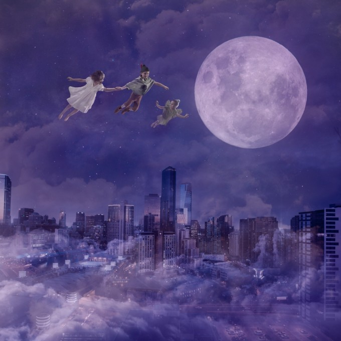 Fly Away to Neverland 3 of 3