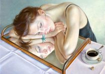 Francine Van Hove Oil Paintings #artpeople