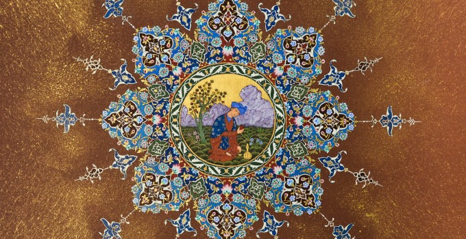 Persian illumination | Hediyeh Soleiman