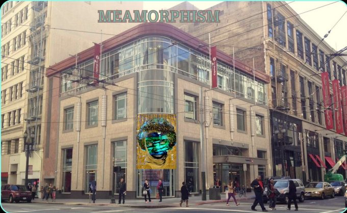 Meamorphism-New art technology movement