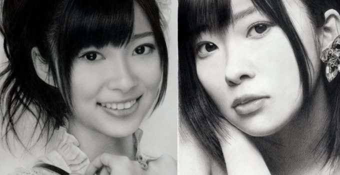 Incredible Pencil Drawings by Shinichi Furuya