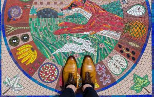 I spent a week in London to shoot the city's coolest floors #artpeople