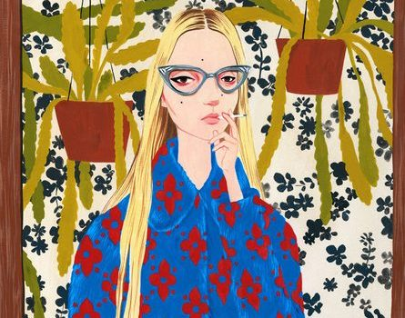 Bijou Karman -Fashion-Illustration