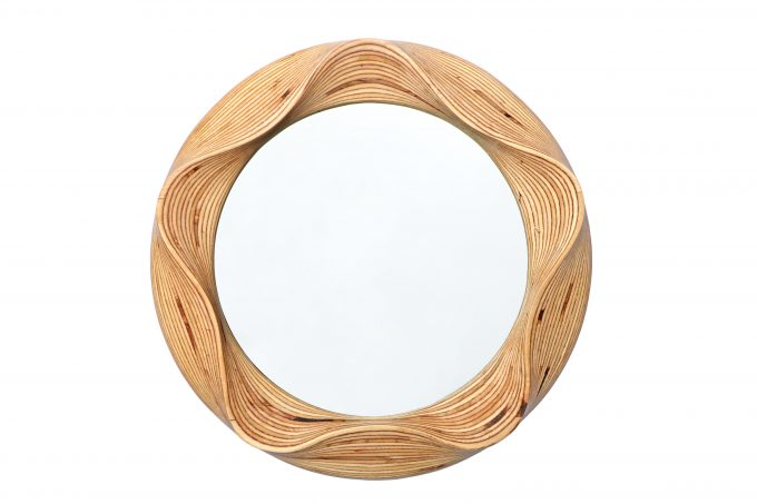 Wood mirrors, Wooden mirrors, Round wooden mirror, Surreywoodsmiths, Surrey Woodsmith, Surrey Woodsmiths