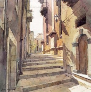 Michal Orlowski |Watercolors