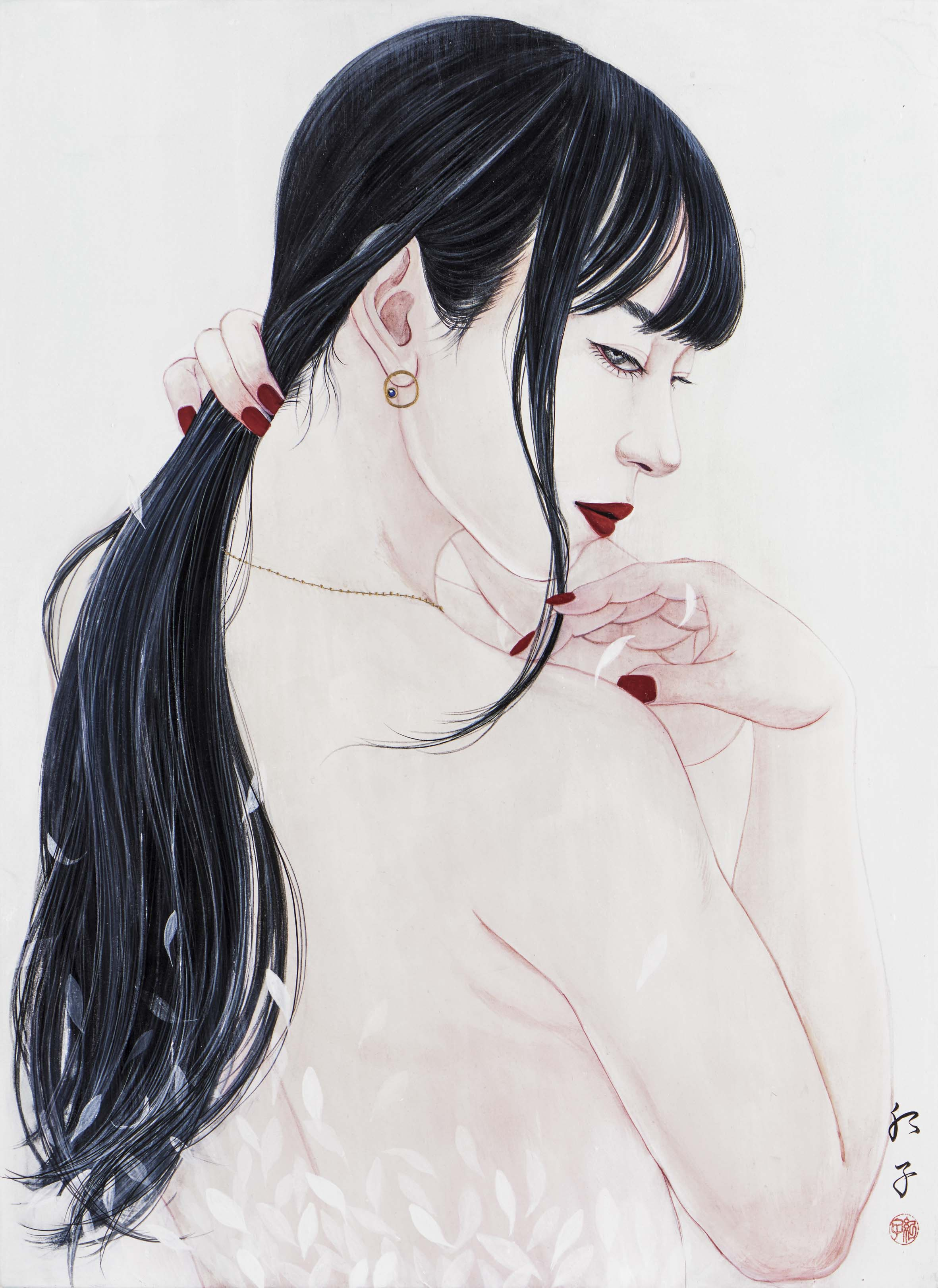 Beniko Choji | Japanese Paintings