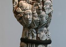 Mark Messenger -Ceramics Sculpture