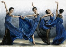 Richard Young Classical oil paintings
