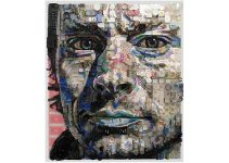 Zac Freeman _Recycled Portraits