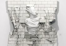 Sculptures From Beneath The Walls by Graziano Locatelli
