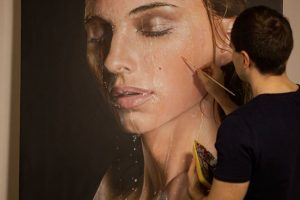 Piskunov Sergey Hyperrealism Paintings