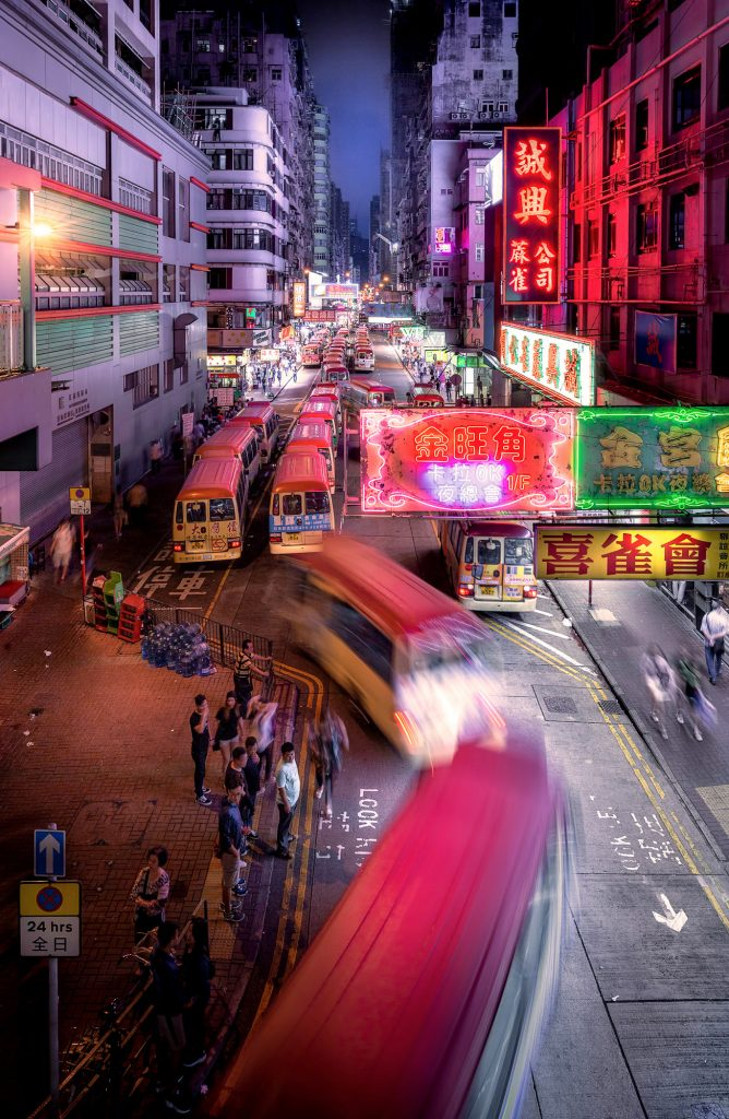 Mongkok Night Club.Remember Hong Kong by Andy Yeung Photography.