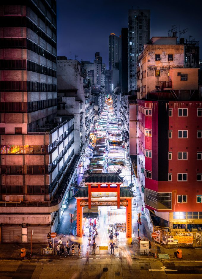 Night Market.Remember Hong Kong by Andy Yeung Photography.