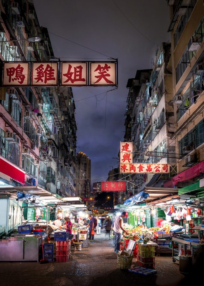 Street Market.Remember Hong Kong by Andy Yeung Photography.