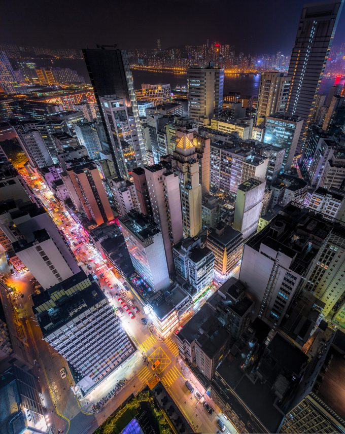 Twilight Over Hong Kong #03.Remember Hong Kong by Andy Yeung Photography.