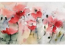 My watercolour paintings | Elmira Shirgir