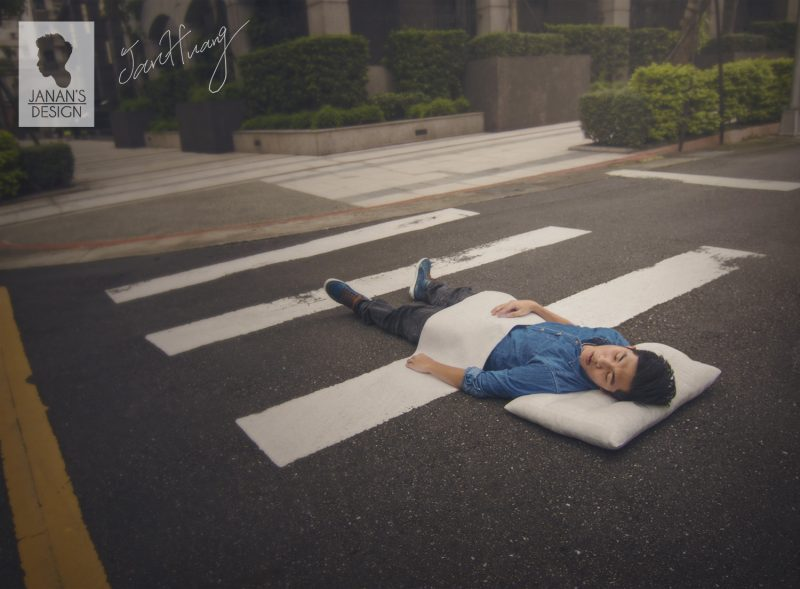 Surreal Photography -- Road Marking series
